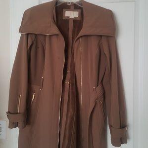 Michael Kors rain coat